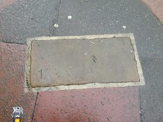 Brighton stone circle: No. 1