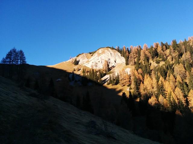 Aufstieg Kühwiesenkopf