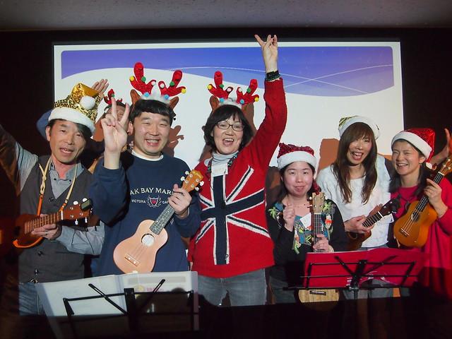 【OUS特別企画】応援演奏会&忘年会2015.12.26_22