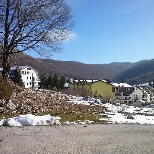 #camporotondo #palazzi #neve
