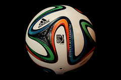 BRAZUCA FIFA CLUB WORLD CUP MOROCCO 2013 ADIDAS OFFICIAL MATCH BALL 06