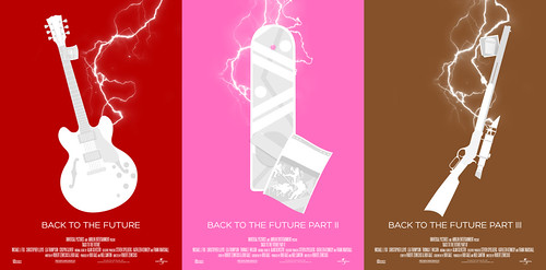 Back to the Future - Trilogy - Evolution - Accessories - 2