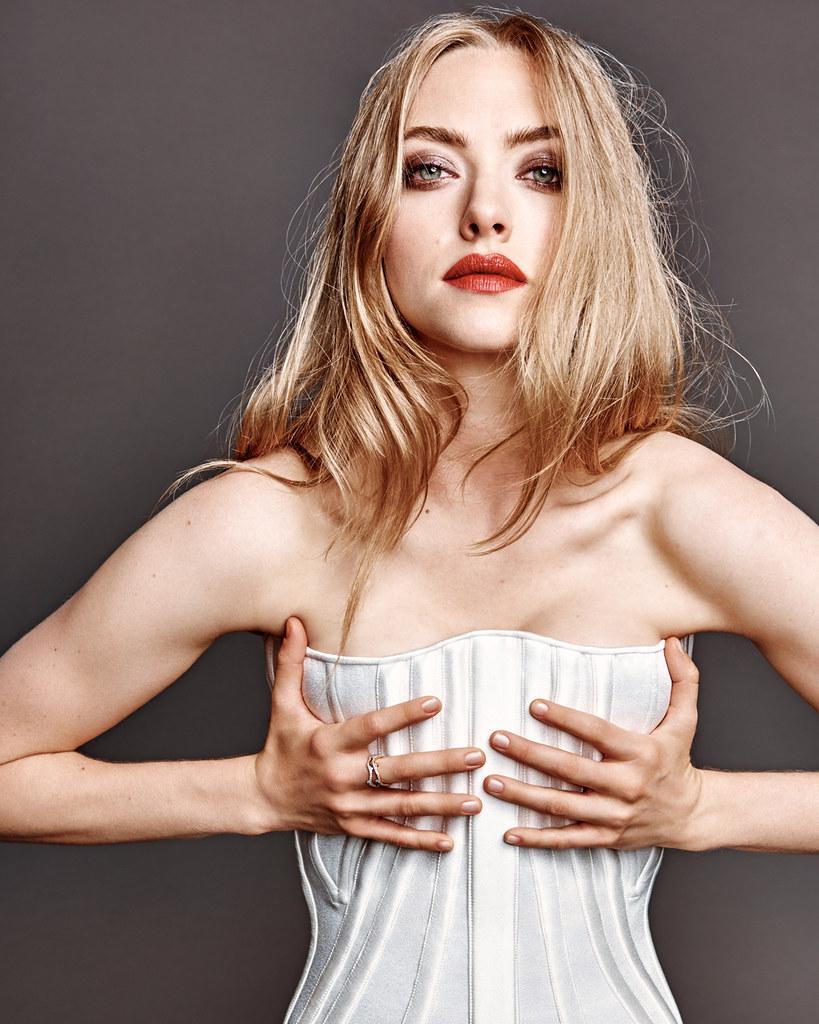 Аманда Сейфрид — Фотосессия для «Madame Figaro» 2015 – 8
