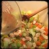 #homemade #ChickenSoup #CucinaDelloZio http://wp.me/P1K8PB-aX - #wine (Pinot Grigio)
