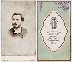 Carte de Visite/Studio Portaits