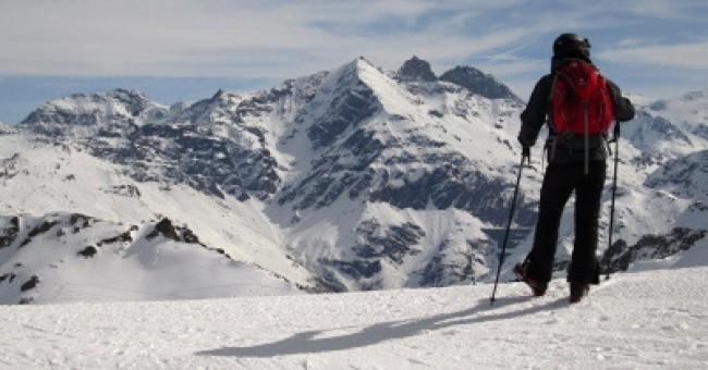 4 údolí: týden objevování s lyžemi na nohou