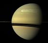 Saturn and Rhea - February 25 2011