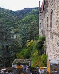 Premières visites en Haute-Loire : une belle vue sur les gorges de la Loire depuis le Château de Lavoûte-Polignac. #chauteau #castle #LavoutePolignac #myHauteLoire #myAuvergne #HauteLoire #Auvergne #auvergnerhonealpes #france #jaimelafrance #magnifiquefra