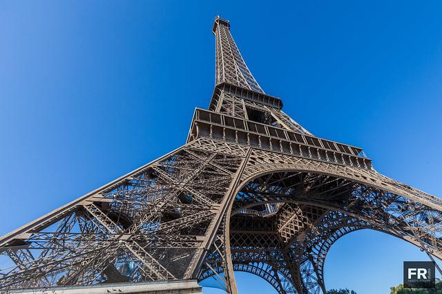 Eiffel Tower 4 - Paris - France