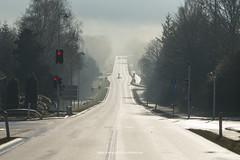 Vejen ved Knudhule, Ry 2016