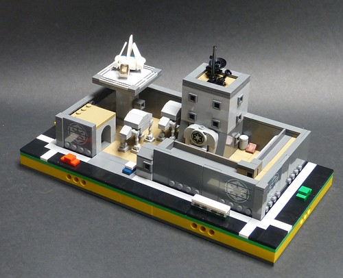 Micropolis - Imperial Outpost