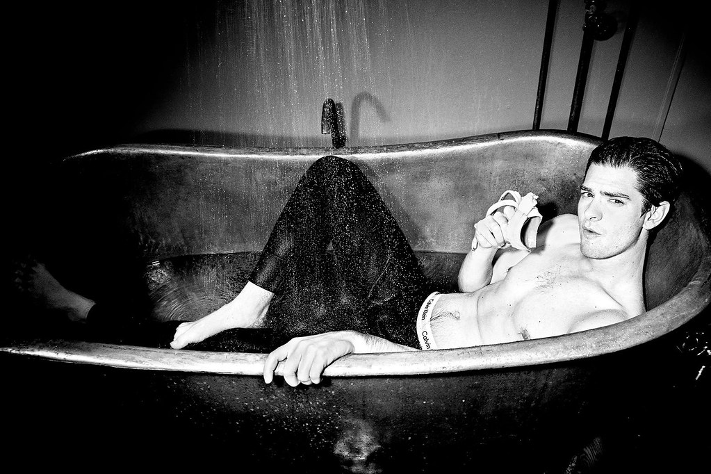 Эндрю Гарфилд — Фотосессия для «L'Uomo Vogue» 2016 – 1