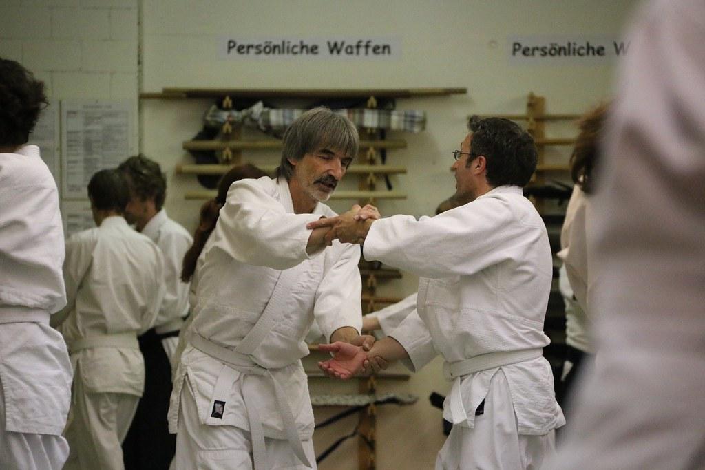 13.04.2016 Gasttraining Michele Quaranta