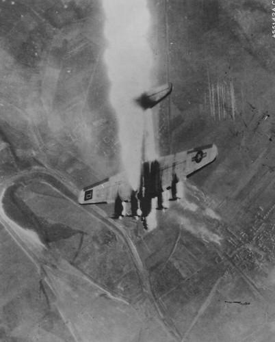 Boeing B-17 G-75-BO Flying Fortress.
