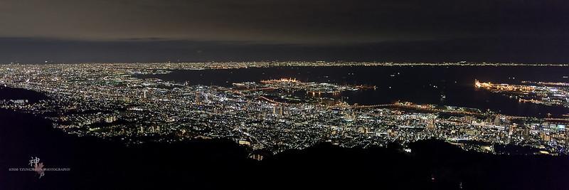 神戶 摩耶山夜景