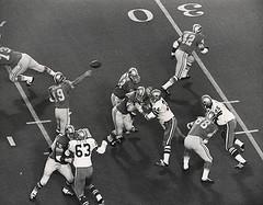 1970 NFC Divisional Playoff  Detriot Lions @ Dallas Cowboys