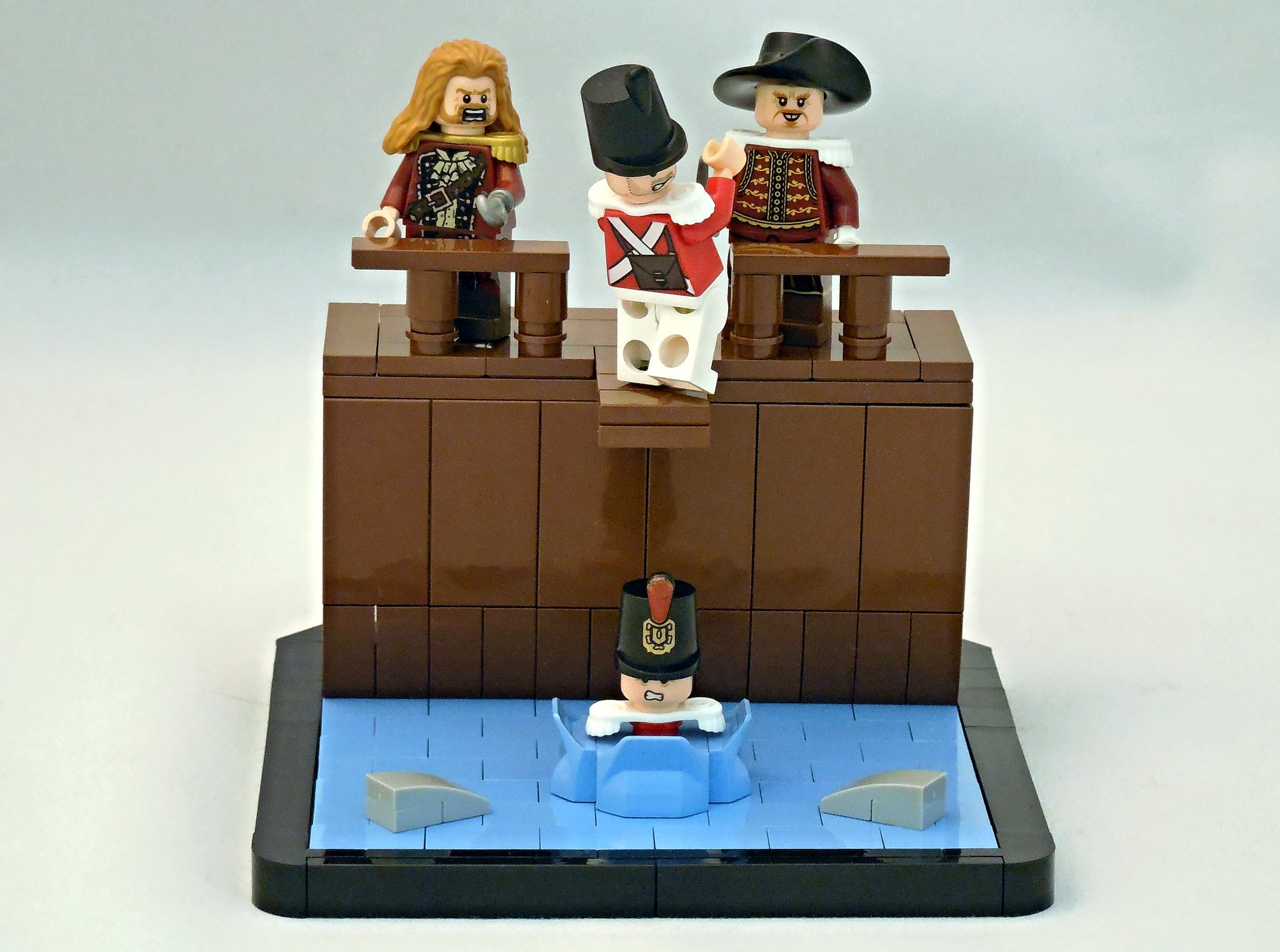 LEGO® MOC by Vitreolum: Walk the Plank