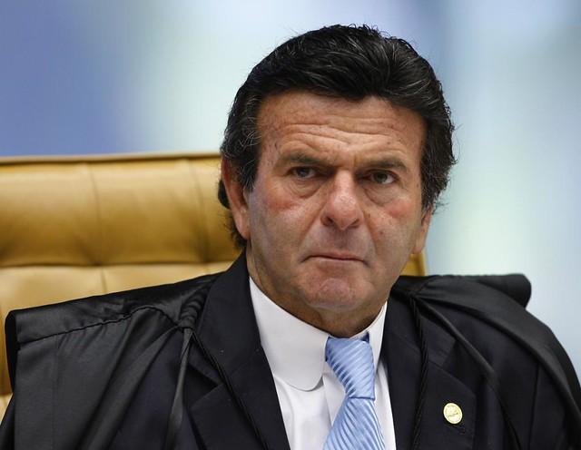 Luiz Fux, ministro do STF que concedeu liminar a favor da continuidade de pagamento de auxílio-moradia a juízes - Créditos: Nelson Jr./ SCO/ STF