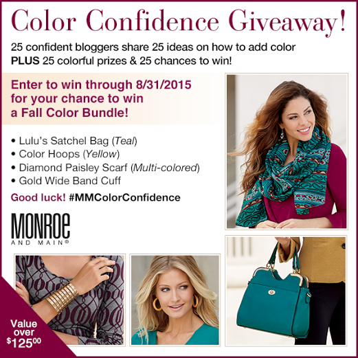 Monroe And Main Fall Color Bundle