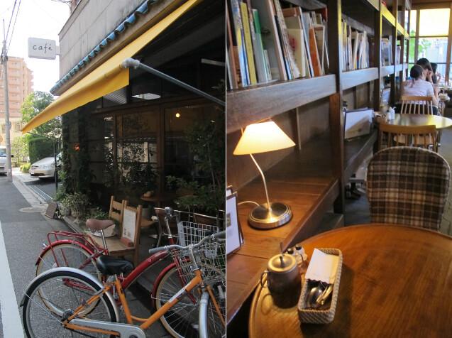 イリヤプラスカフェ iriya plus cafe (入谷)