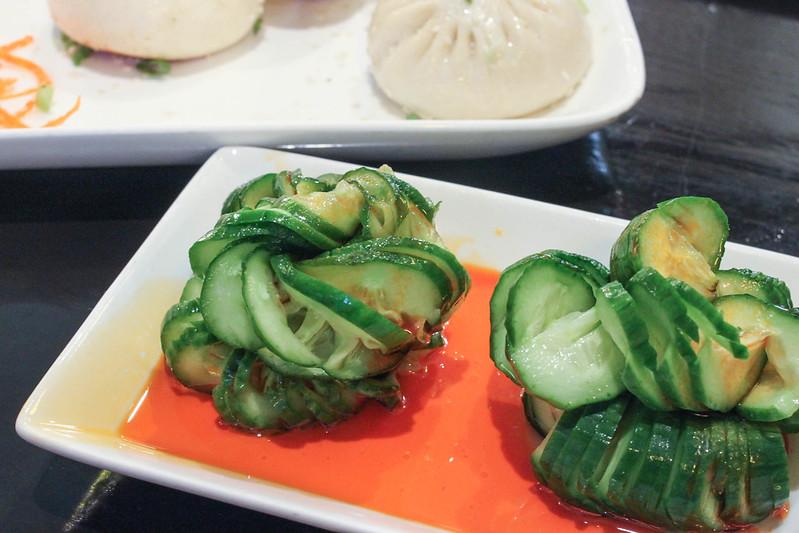 Doughzone dumplings