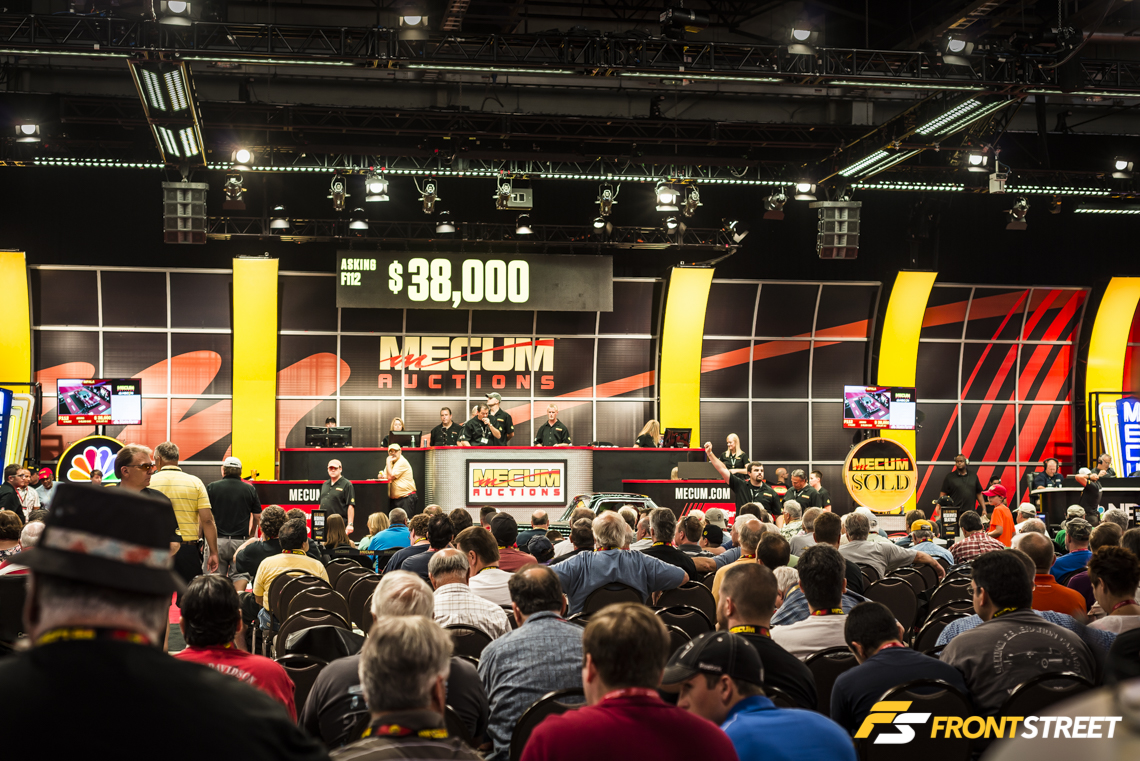 2015 Mecum Auctions – Harrisburg – Front Street Media