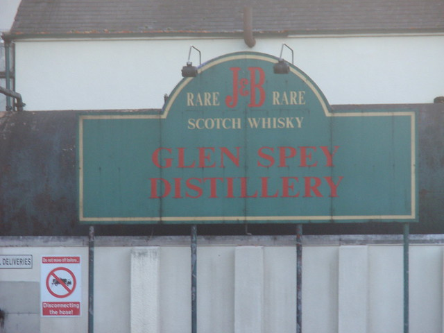 Glen Spey distillery
