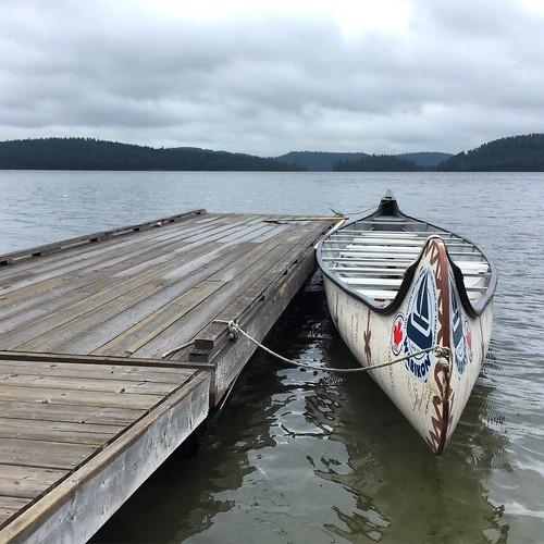 The Big Fun Canoe, Camp Wabikon