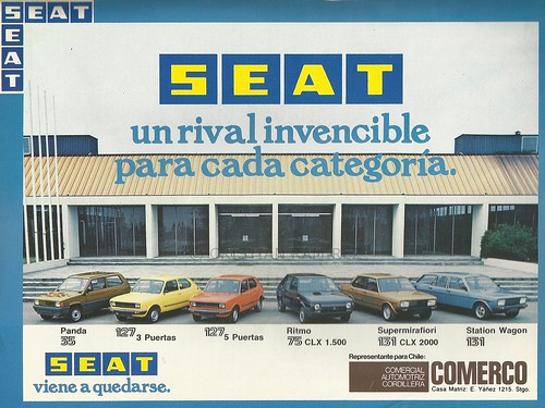 Gama Seat '81