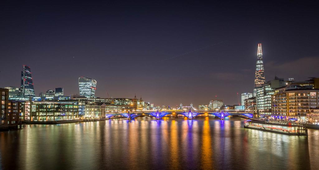 Shining Thames