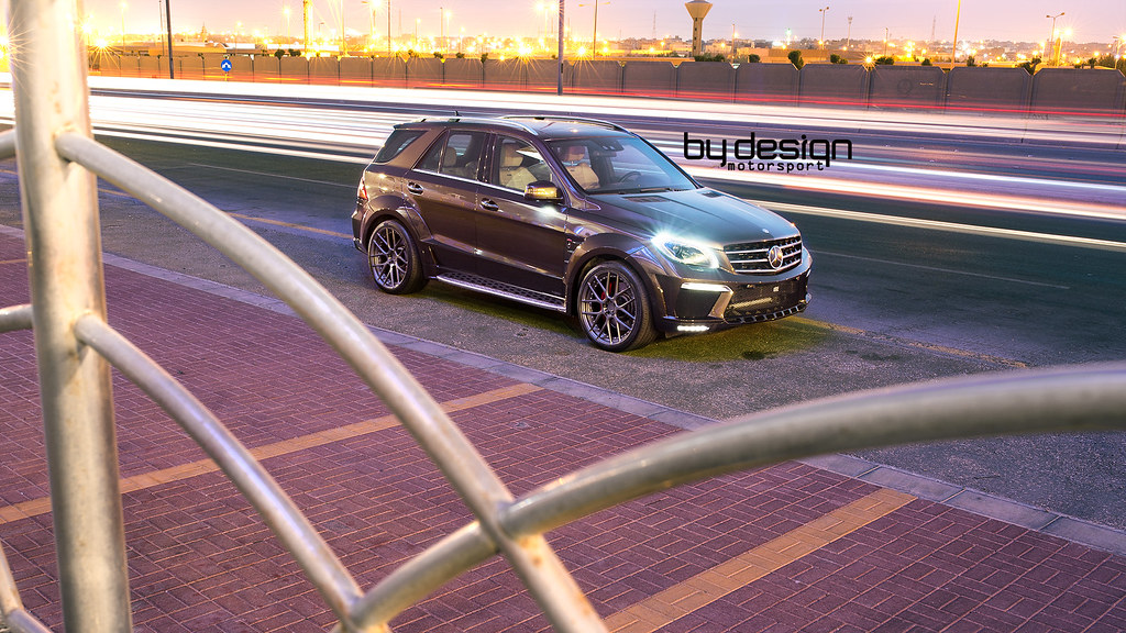 ML63   wide body   bydesign motorsport   www.bd-motor.com