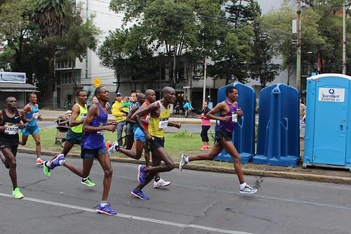 Maratón Ciudad de México 2015