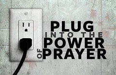 Prayer in the name of Jesus is everything..