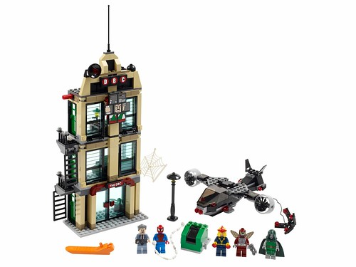 LEGO Ultimate Spider-man 76005
