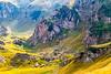 Craggy cliffs by Raoul Pop