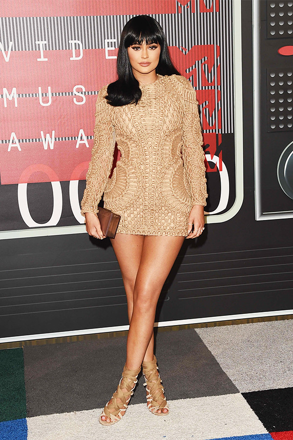 Kylie Jenner at the 2015 MTV Video Music Awards