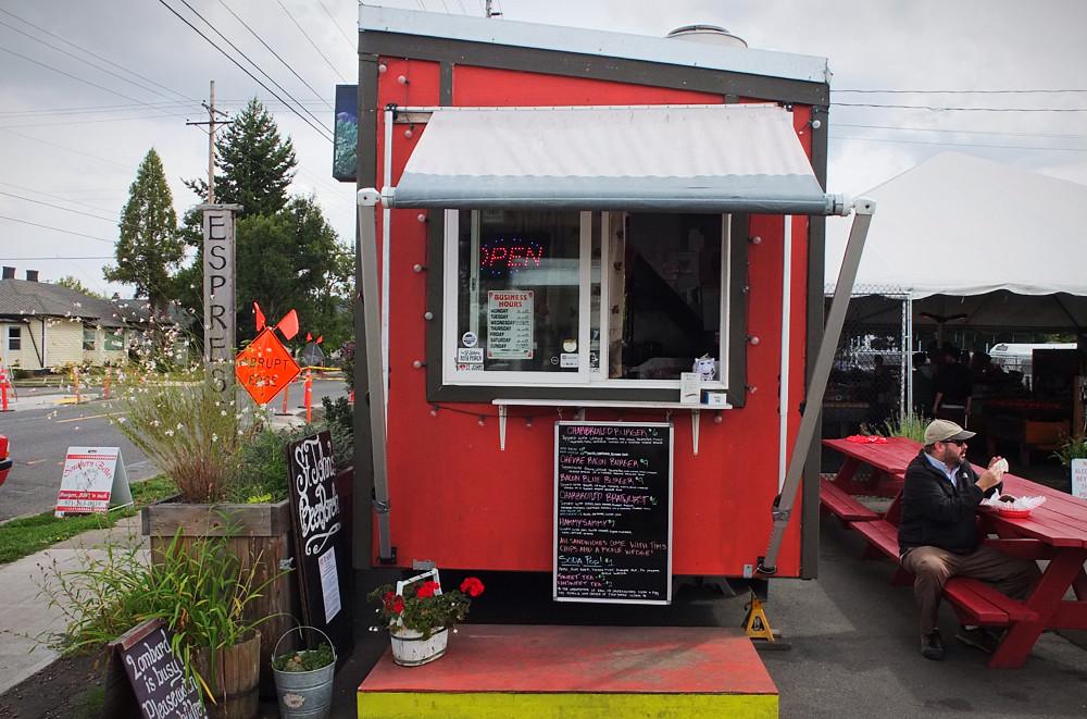 Food Truck, Portland