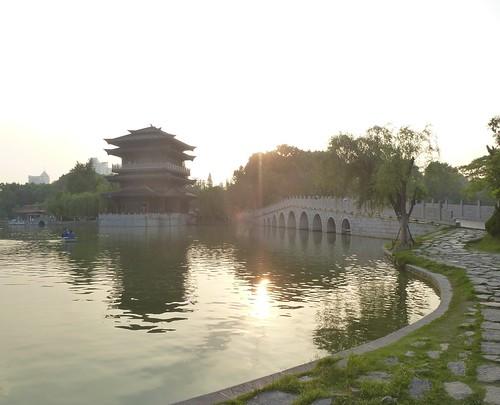 CH-Hefei-Parc Xiaoyaojin (8)