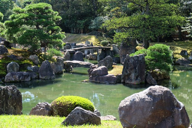 Nijo Castle Grounds
