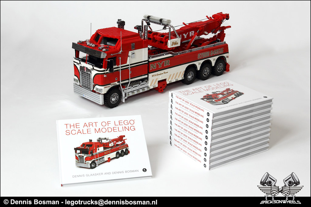 """The Art of LEGO Scale Modeling"""