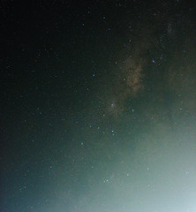 Amazonian Milky Way