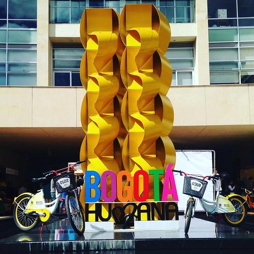 Foro Internacional de la Bici Bogotá