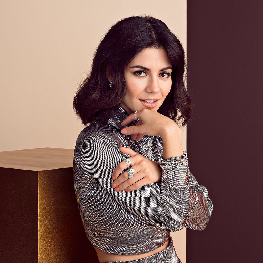 Marina and the Diamonds — Фотосессия для «Pandora» 2015 – 6