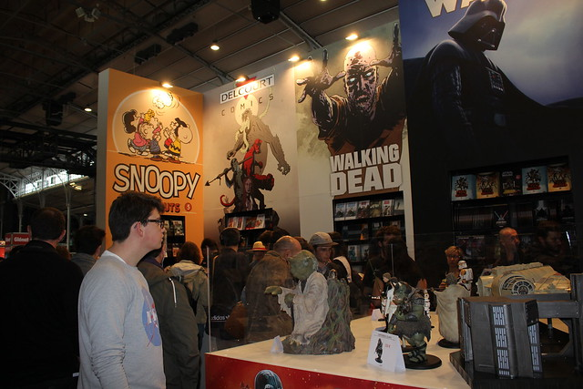 Paris Comic Con 2015