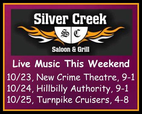 Silver Creek 10-23 thru 10-25-15