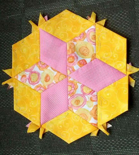 Hexagon star number 29