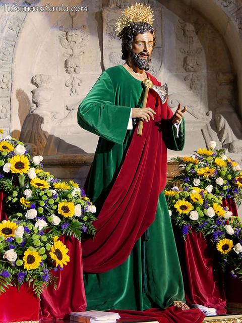 Novena a San Judas Tadeo 2015
