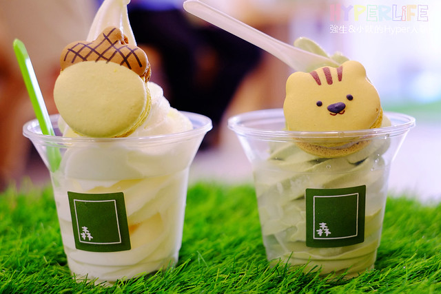 22461525794 405057c9c6 z - 超萌森林系動物造型馬卡龍搭配霜淇淋,《森淇淋》11/20前有買一送一優惠!!(已歇業)