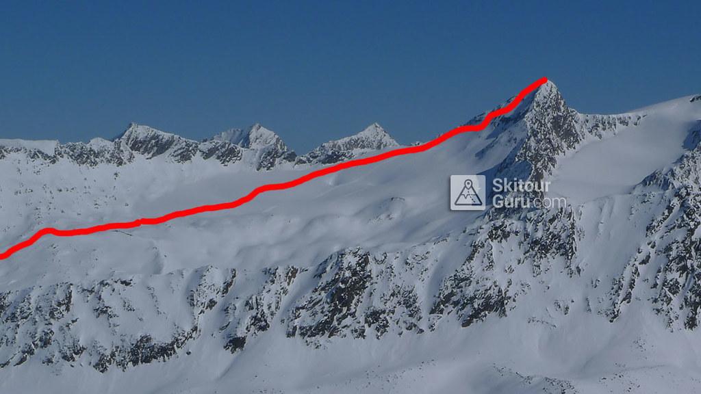 Mittlerer Seelenkogel Ötztaler Alpen / Alpi Venoste Österreich foto 23