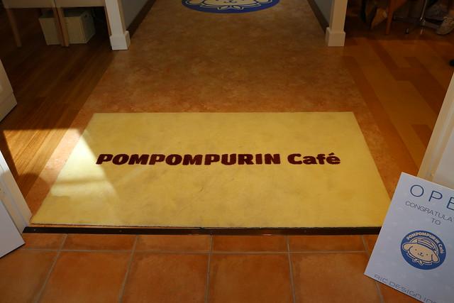 ポムポムプリンカフェ 横浜